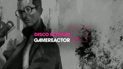 Disco Elysium - Replica Livestream