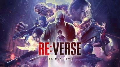 Resident Evil Re:Verse - Teaser Trailer