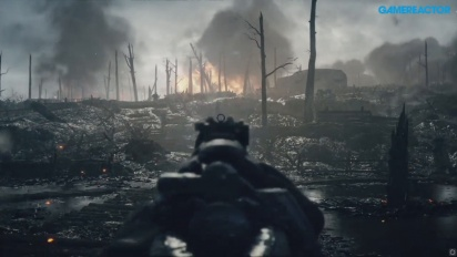 Battlefield 1 - Gameplay singleplayer su PC (Seahawk 1080)