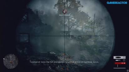 Battlefield 1 - Gameplay singlepalyer su PC (Seahawk 1080) #2