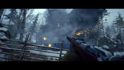 Battlefield 1 - In the Name of the Tsar Teaser Trailer