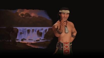 Civilization VI: Rise and Fall - First Look Mapuche