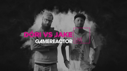 Jake vs. Dóri - Replica Livestream