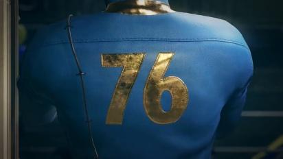 Fallout 76 - Official Teaser Trailer