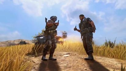 Call of Duty: Black Ops 4 - Annuncio ufficiale della prova gratuita di Blackout (italiano)