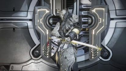 Warframe - Next-Gen Reveal Trailer