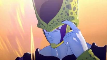 Dragon Ball Z: Kakarot - Story Trailer (Nintendo Switch Version)