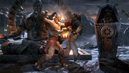 Mortal Kombat X - Trailer di lancio