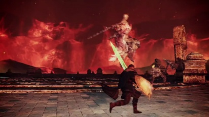 DARK SOULS II: Scholar of the First Sin - trailer
