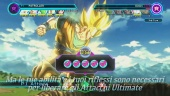 Dragon Ball Xenoverse 2 - Hero Colosseum Trailer di lancio (italiano)