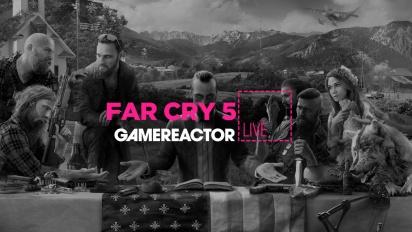 GR Italia Live: Far Cry 5 - Replica Livestream