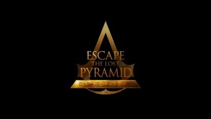 Ubisoft Escape Games Escape The Lost Pyramid - Trailer