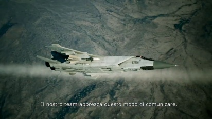 Ace Combat 7: Skies Unknown - Dev Diary #1 (Italiano)