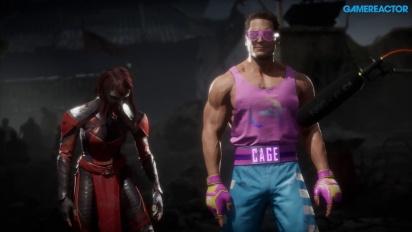 Mortal Kombat 11 - To Finish Or Not To Finish Gameplay