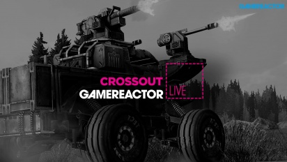Crossout - Replica Livestream