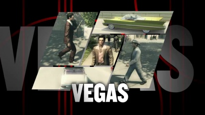 Mafia II - DLC Macchine e Vestiti - Trailer