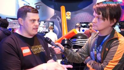Lego Star Wars: Il Risveglio della Forza - Intervista a Jamie Eden