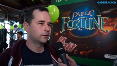 Fable Fortune - Intervista a Craig Oman
