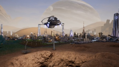 Aven Colony - Trailer di Lancio