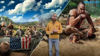 Far Cry 5 - Cinque motivi perché Far Cry 3 resiste al tempo (Video#1)
