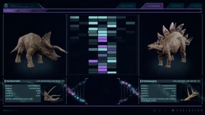 Jurassic World Evolution - Secrets of Dr. Wu Trailer