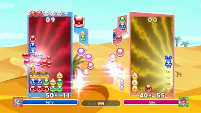 Puyo Puyo Champions - Announcement Trailer