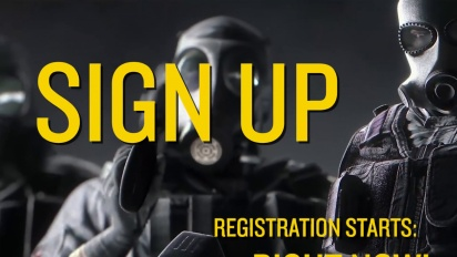 Rainbow Six: Siege - Gamereactor Tournament Social (Nordics Only)