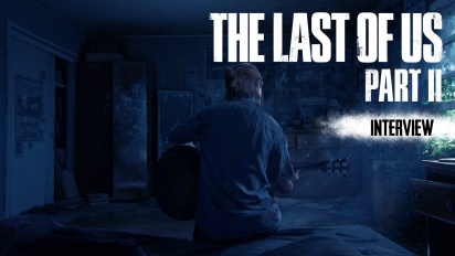 The Last of Us: Part II - Intervista a Richard Cambier
