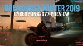 Dreamhack 19 - Cyberpunk 2077 Preview
