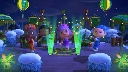 Animal Crossing: New Horizons - Carnival Update Trailer