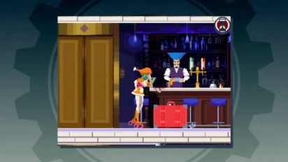 Ghost Trick: Phantom Detective - Restaurant Gameplay