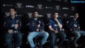 Call of Duty XP - Conferenza stampa Team EnVyUs