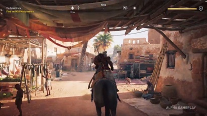 Assassin's Creed Origins - Gameplay Walkthrough
