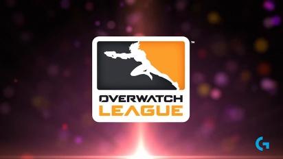 Overwatch - San Francisco Overwatch League Team Reveal