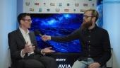 Sony XF90 & AF8 - Intervista a Gavin McCarron