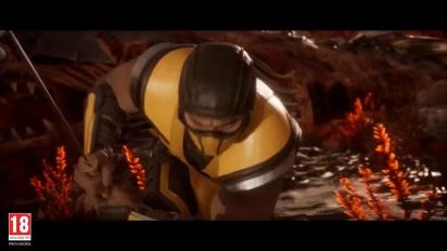 Mortal Kombat 11 - Story Trailer (italiano)