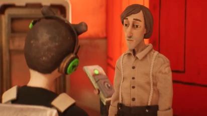 Harold Halibut - Story Trailer 2021