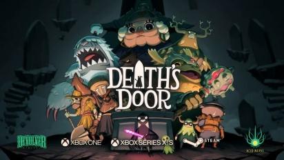 Death's Door - Release Date Trailer