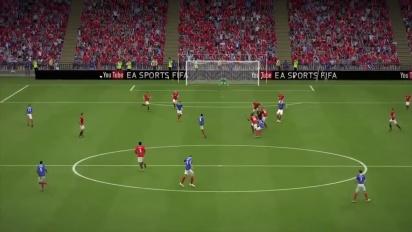 FIFA 15 - I goal migliori della settimana 9