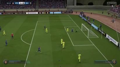 FIFA 15 - I goal migliori della settimana 10