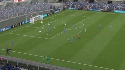 FIFA 15 - I goal migliori della settimana 16
