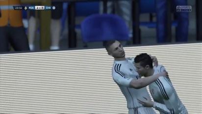 FIFA 15 - I goal migliori della settimana 17