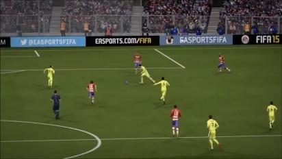 FIFA 15 - I goal migliori della settimana 12