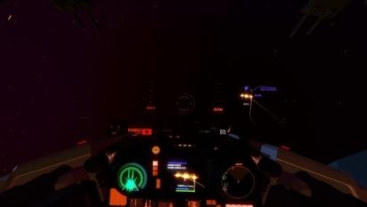 Enemy Starfighter - June Update Trailer