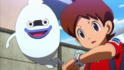 Yo-kai Watch - Anime Season 1 Official Trailer