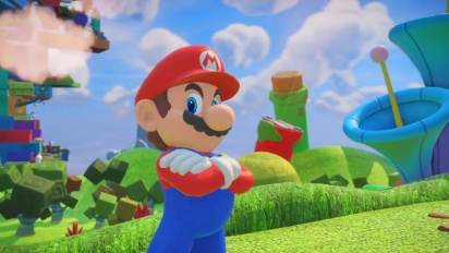 Mario + Rabbids Kingdom Battle - Character Vignette: Mario