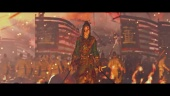 Total War: Three Kingdoms - Reign of Blood Trailer (italiano)