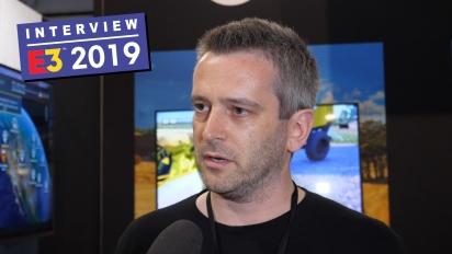 TT Isle of Man 2 - Sebastien Lebourcq Interview