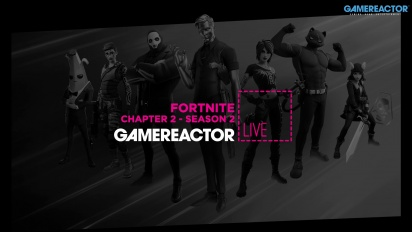 Fortnite - Capitolo 2: Stagione 2 Replica Livestream