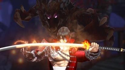 BloodStained Ritual of the Night - Zangetsu Reveal